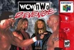 WCW-nWo Revenge (USA) Box Scan